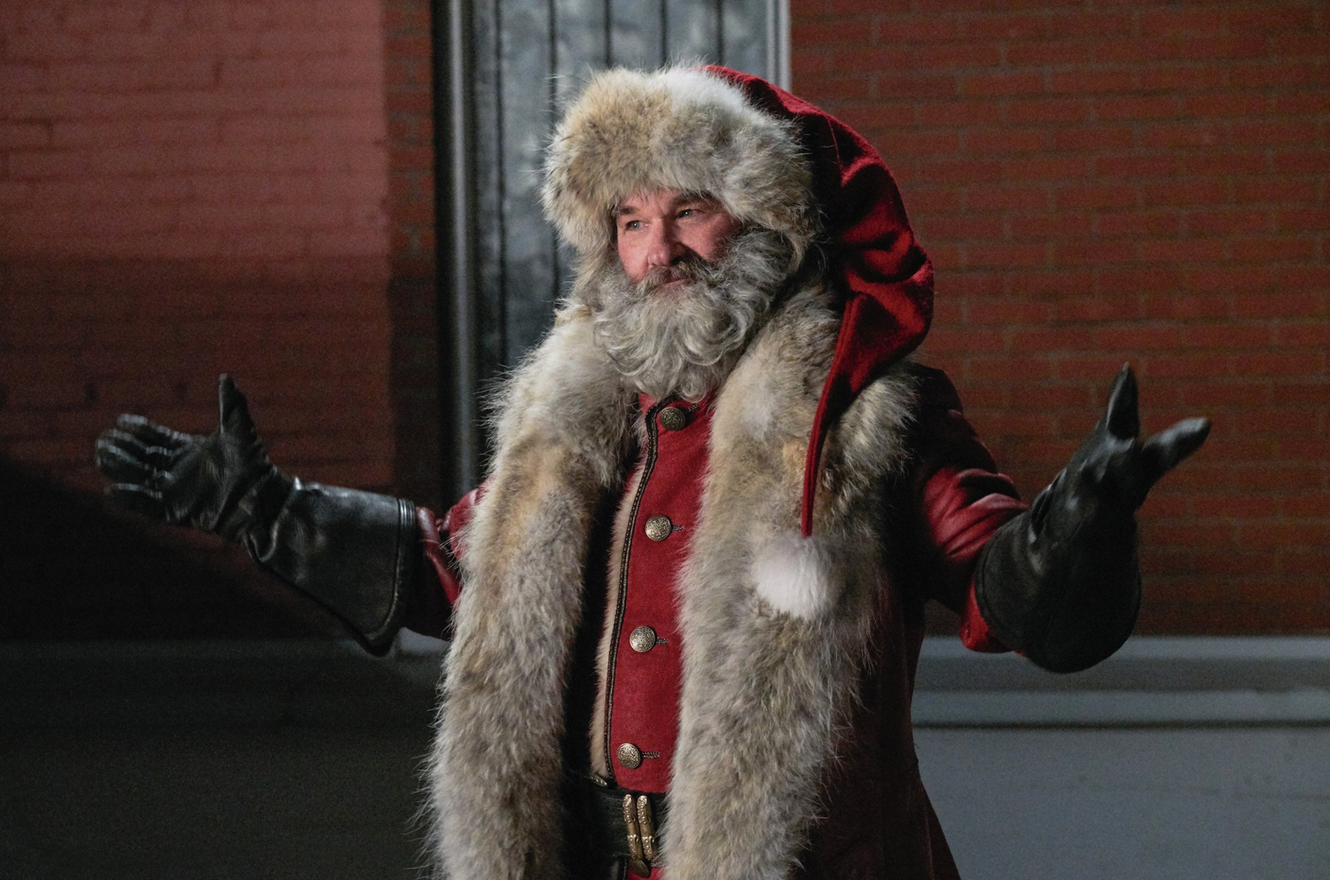 VIDEO: Kurt Russell is Santa Claus in the Trailer for THE ...