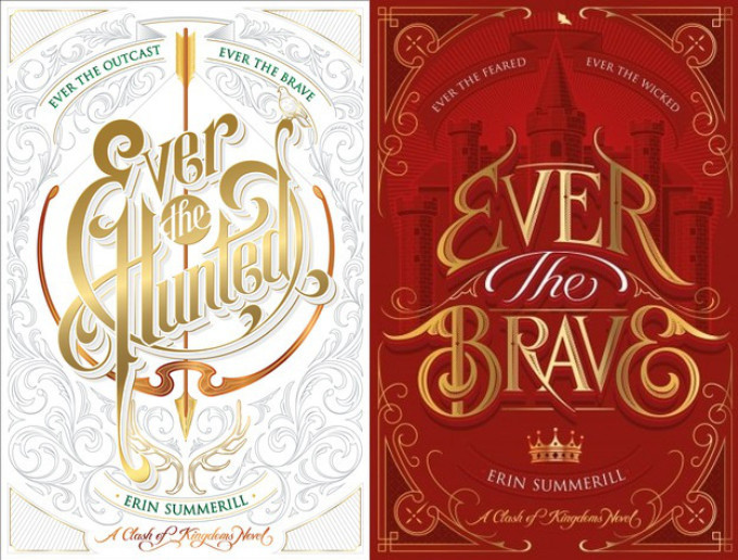 BWW Review: EVER THE BRAVE by Erin Summerill