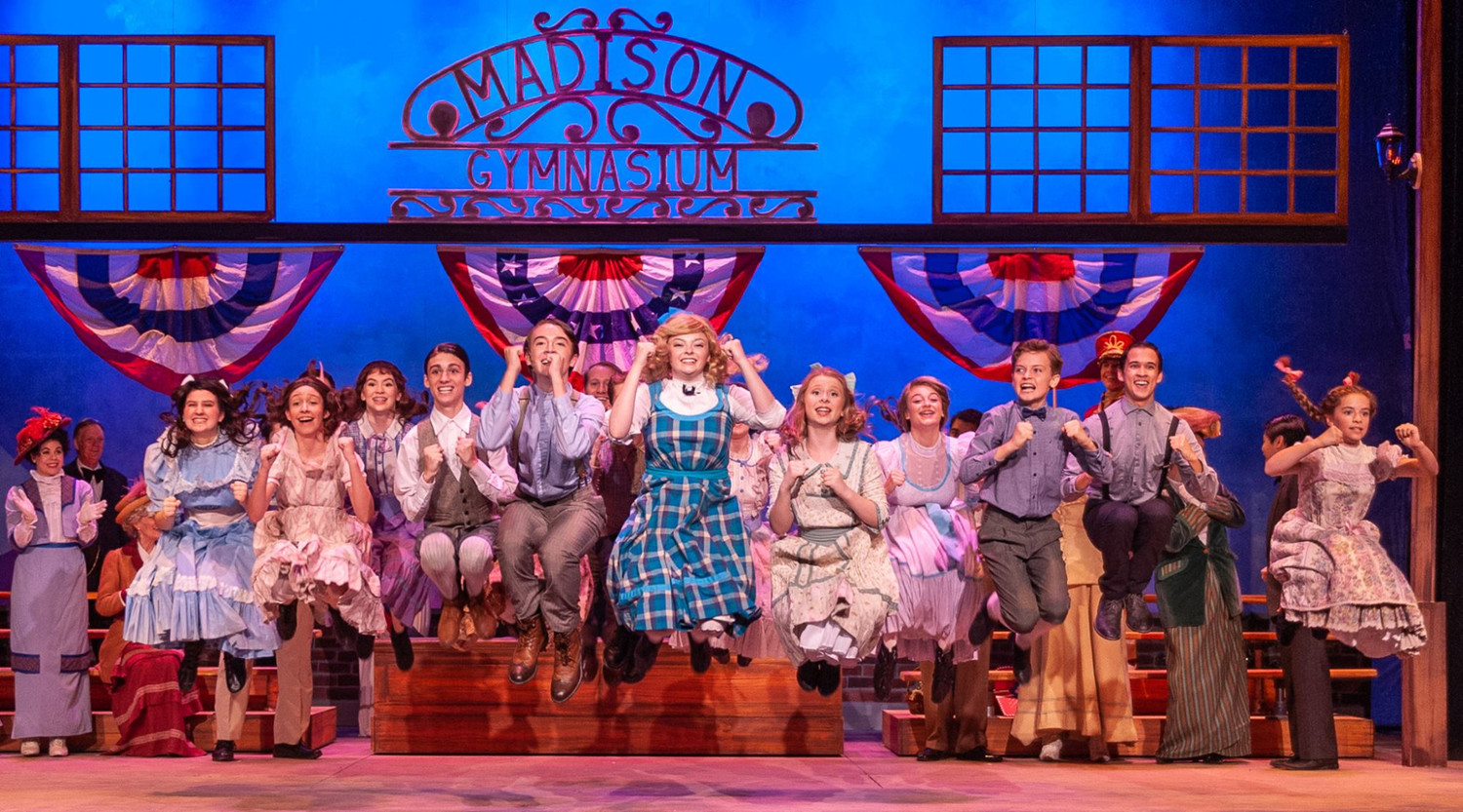 BWW Review: THE MUSIC MAN at Rivertown Theaters