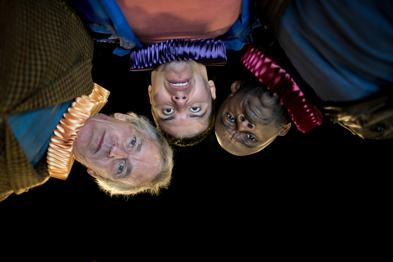 BWW Review: THE COMPLETE WORKS OF WILLIAM SHAKESPEARE (ABRIDGED) [REVISED] at Human Race Theatre Company