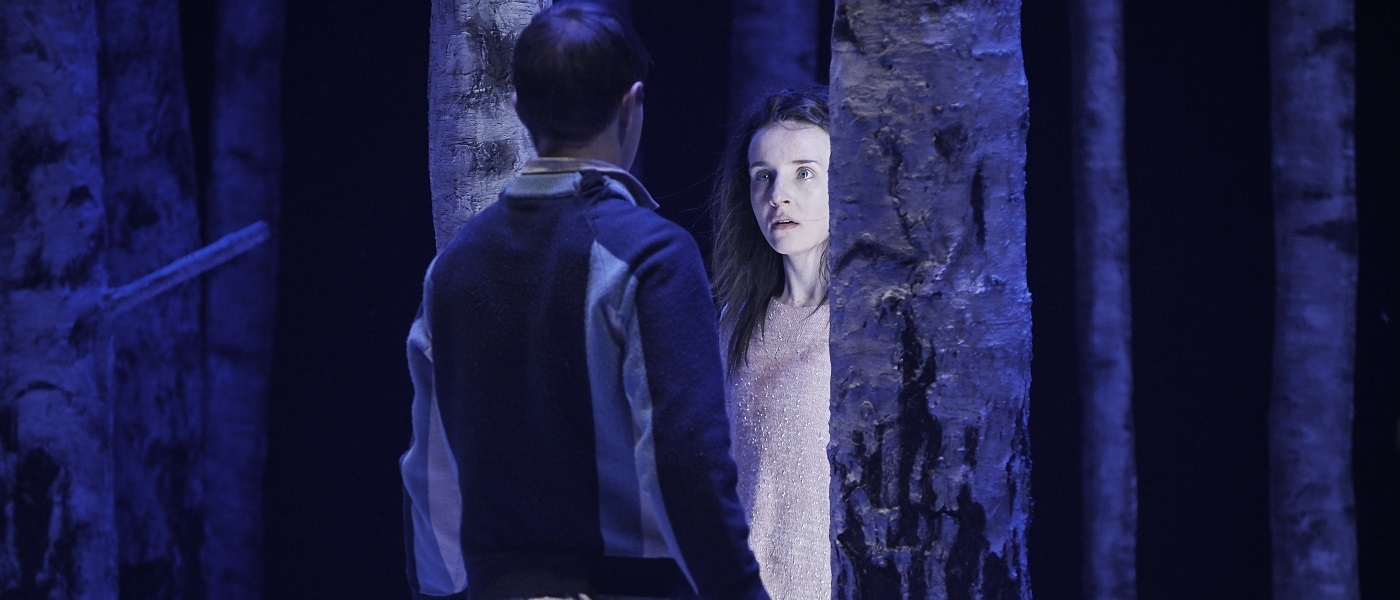 BWW Review: LET THE RIGHT ONE IN at THE ABBEY THEATRE