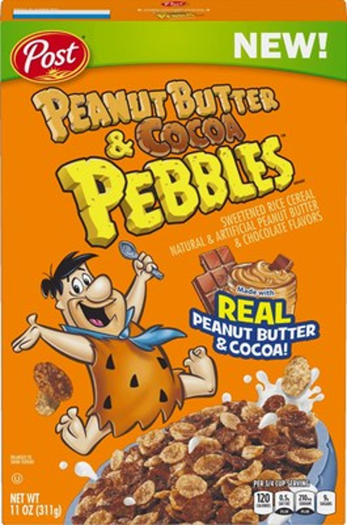 New World Foods Peanut Butter