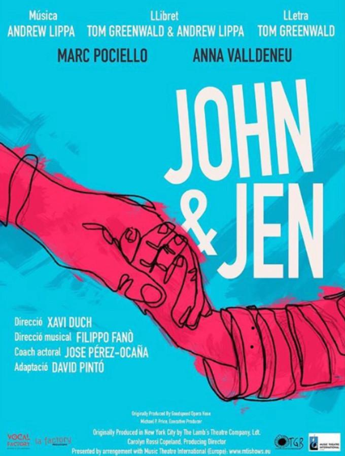JOHN & JEN vuelve a Barcelona