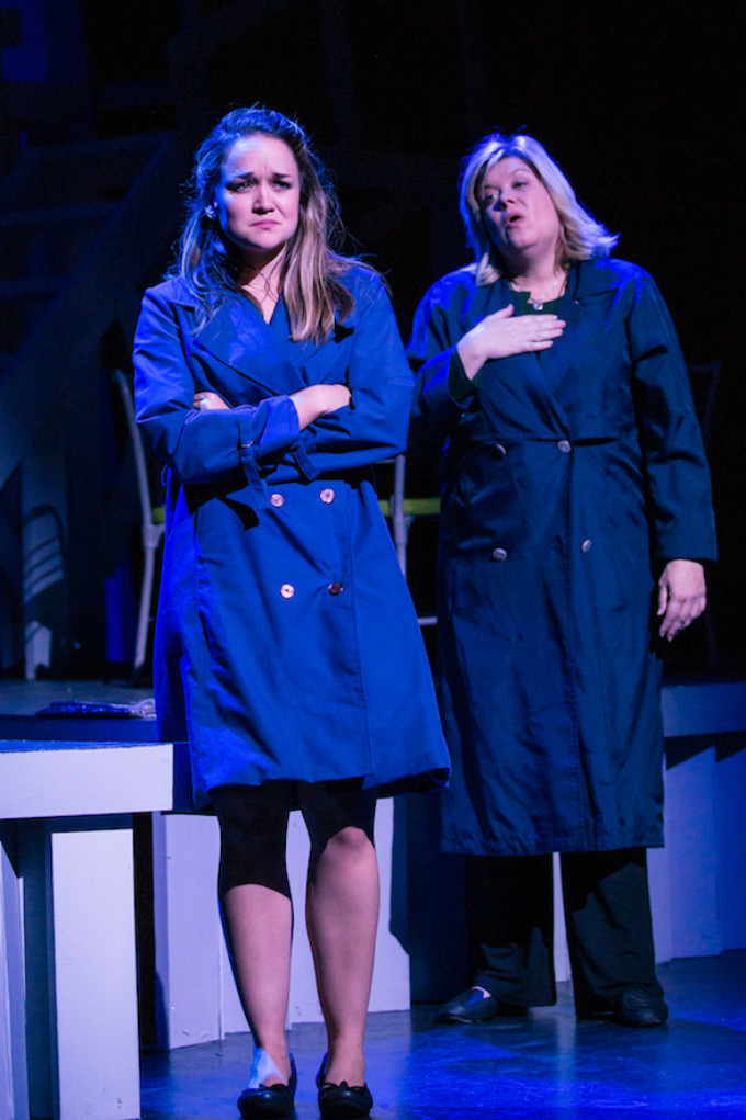 BWW Review: NEXT TO NORMAL is 'Alive' at Warsaw Federal Incline Theater