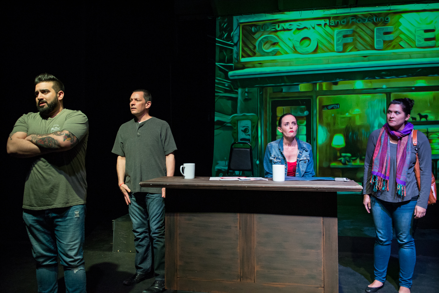 BWW Review: The Horrors of Addiction Showcased in WATER BY THE SPOONFUL at Ensemble