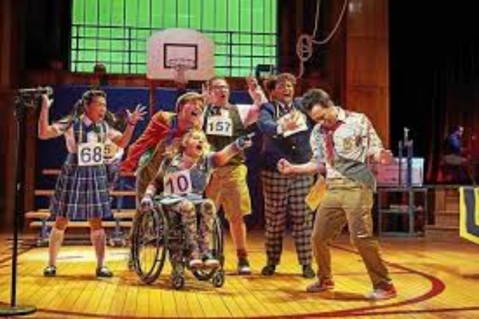 BWW Review: CPH's THE 25TH ANNUAL PUTNAM COUNTY SPELLING BEE is F-U-N!