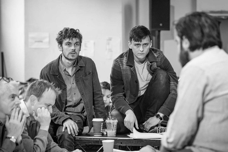 BWW Interview: Joe Murphy And Joe Robertson Talk THE JUNGLE at Playhouse Theatre