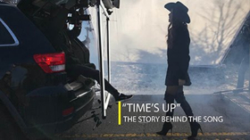 Song Suffragettes Celebrates 1 Year Anniversary Of 'Time's Up' With 'The Story Behind The Song'