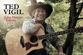 Ted Vigil: John Denver Tribute Comes To Greater Boston Stage Company