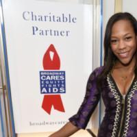 Photo Flash: Laura Osnes, Nikki M. James, and More Turn Out to Announce New Broadway Cares Partnership