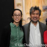 Photo Flash: David Henry Hwang Presents 2017 Kesselring Prize To Lauren Yee At Nation Photo