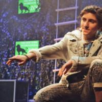 Photo Flash: First Look At Lana Schwartz In ENDANGERED! THE MUSICAL