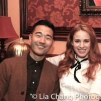 Photo Flash: Daniel K. Isaac, Teal Wicks, and More Celebrate THE BALLAD OF LITTLE JO  Photo