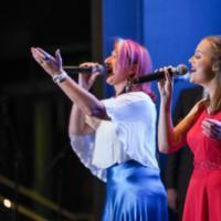 Photo Flash: Broadway Album Producers Of ANGELS Celebrate Australian Release