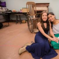 Photo Flash: Inside Rehearsal for LITTLE WOMEN At The Barn Stage Company Photo