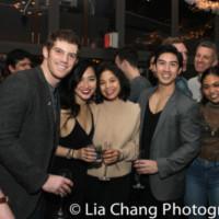 Photo Flash: Eva Noblezada, Jon Jon Briones and More Celebrate Closing Night of MISS SAIGON