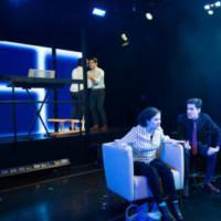 Photo Flash: First Look at Erin Krebs, Gilberto Saenz, and More in NEXT TO NORMAL at the Off-Broadway Theater