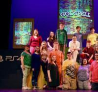 Photo Flash: First Look at GODSPELL at The Croswell Opera House