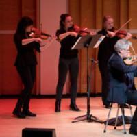 Photo Flash: Kaufman Music Center Presents 'Face The Music' & Kronos Quartet
