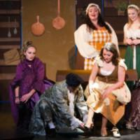 Photo Flash: First Look At CINDERELLA The Musical At The Players Theatre Photo