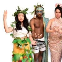 Photo Flash: First Look At The Cast From Fabulist Theatre's ONCE ON THIS ISLAND Photos