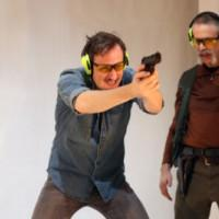 Photo Flash: New Drama SHOOTER Opens Off-Off Broadway