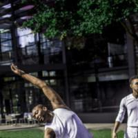 Photo Flash: Walking On Water With The Cast Of ELEMENTAL: Nature's Rhapsody