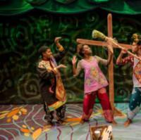 Photo Flash: Cleveland's Karamu House Hosts the American Premiere of THE ADVENTURES OF THE BLACK GIRL