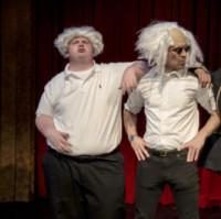 Photo Flash: Detroit Mercy Theatre Company's THE COMPLETE HISTORY OF AMERICA (ABRIDGED) Opens Photos