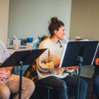 Photo Flash: Theatre Horizon's PETER AND THE STARCATCHER In Rehearsal Photos