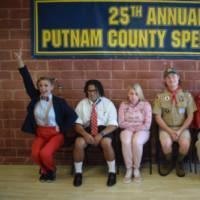 Photo Flash: Maplewood Playhouse's THE 25TH ANNUAL PUTNAM COUNTY SPELLING BEE Opens Friday