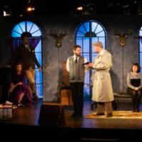 Photo Flash: Agatha Christie's THE UNEXPECTED GUEST Celebrates 60 Years Photo