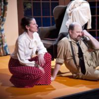 Photo Flash: Literary Greats Square Off In Langhorne Players' SCOTT AND HEM Photos