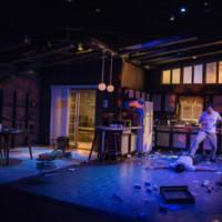 Photo Flash: Sneak Preview Of TRUE WEST At Rep Stage