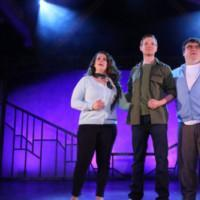 Photo Flash: First Look At Cape Rep Theatre's MERRILY WE ROLL ALONG