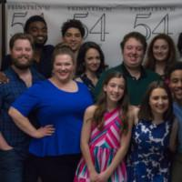 Photo Flash: Jelani Alladin, Hailey Kilgore, Isaac Powell And More Celebrate Their Broadway Deubts At Feinstein's/54 Below