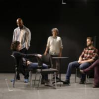 Photo Flash: Inside Rehearsals For The World Premiere Of Charise Greene's CANNIBAL GA Photo