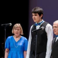 Photo Flash: Blind and Visually Impaired Students Bring THE RHYTHM OF LIFE to The Metropolitan Museum Of Art