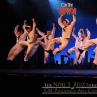 Photo Flash: First Look at ON THE TOWN At The Noel S. Ruiz Theatre Photo