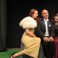 Photo Flash: Granite Theatre Opens A COMEDY OF TENORS Photo