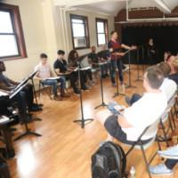 Photo Flash: Go Inside The Industry Reading Of SHOOTING STAR: A Revealing New Musical Photo
