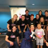 Photo Flash: Arizona Broadway Theatre & Herberger Theater Center Take MARY POPPINS To Phoenix Children's Hospital Photos