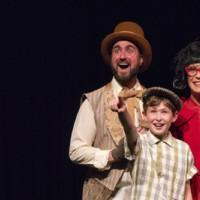 Photo Flash: Sierra Stages Presents ROALD DAHL'S JAMES AND THE GIANT PEACH At The Historic Nevada Theatre Photos
