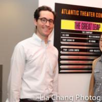 Photo Flash: Lauren Yee, Ali Ahn, Ned Eisenberg, Tony Aidan Vo And BD Wong At The GREAT LEAP