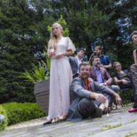 Photo Flash: Meet The Cast Of STUPID F##KING BIRD By Aaron Posner At The Plaxall Gall Photo