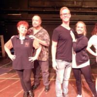 Photo Flash: In Rehearsal With BREAKING UP IS HARD TO DO, Opening July 6 At Stage Door Theatre Photos