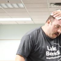 Photo Flash: In Rehearsal With HSRT's THE ODD COUPLE Photos