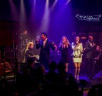 Photo Flash: The Cocktail Cabaret Celebrates 100 Shows At Caesars Palace Cleopatra's Barge