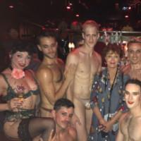 Photo Flash: Susan Sarandon Visits Company XIV's BOYLESQUE BULLFIGHT Photo