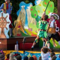 Photo Flash: First Look At Immersion Theatre's Latest Open-Air Production Of PETER PAN